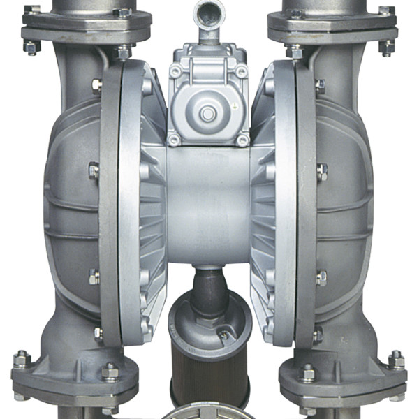 Yamada NDP-50 pump stainless steel flange