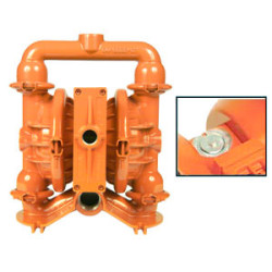 Wilden metal pumps PX4