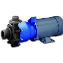 Sethco 1000 series pumps in pvdf