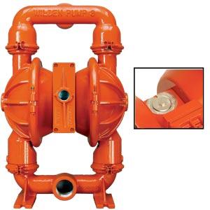 Wilden PX8 metal pumps