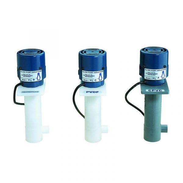 Penguin Series P Sealless Vertical Pumps