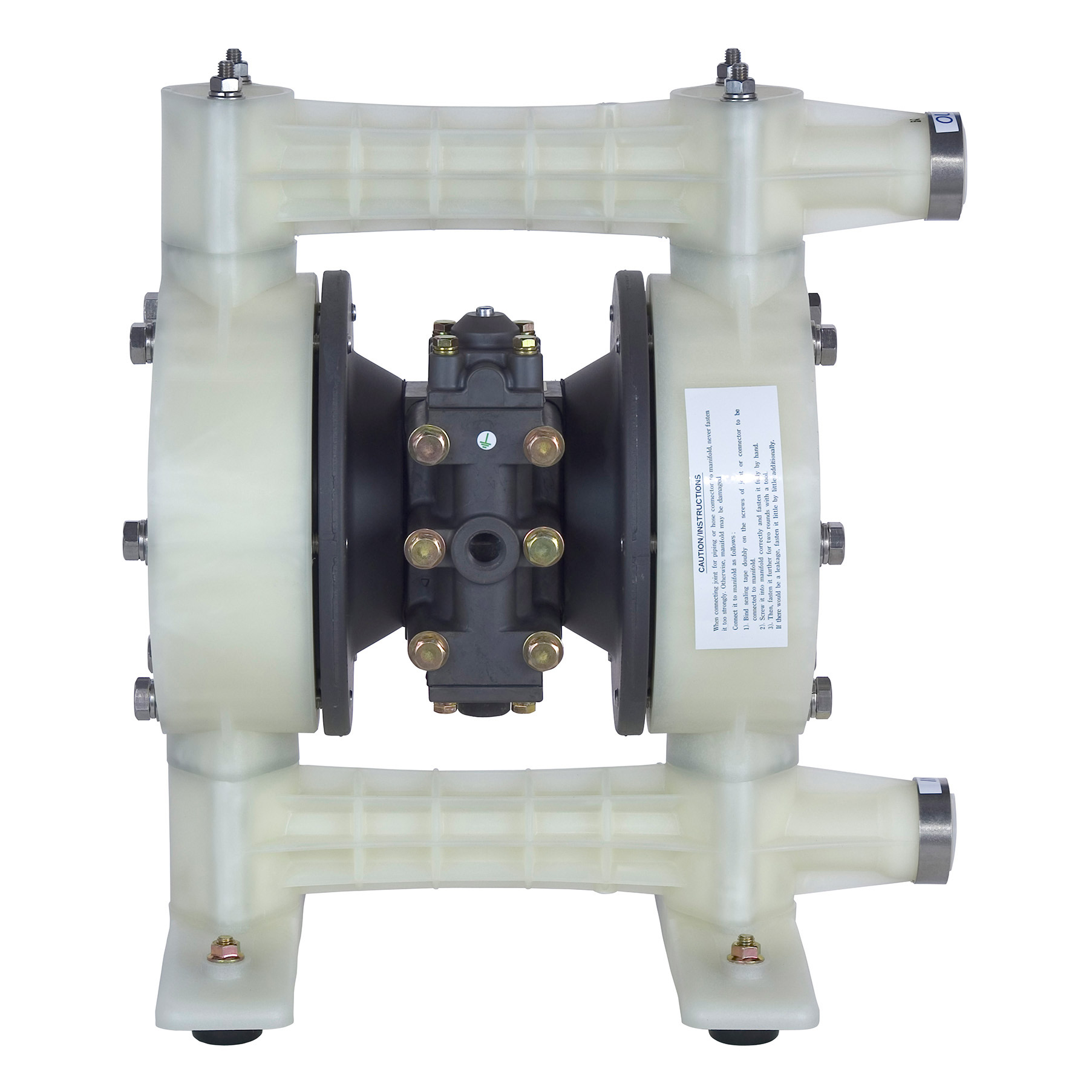 Yamada ndp 25 series 1 inch double diaphragm pumps reliable equip yamada ndp 25 series 1 inch double diaphragm pumps ccuart Images