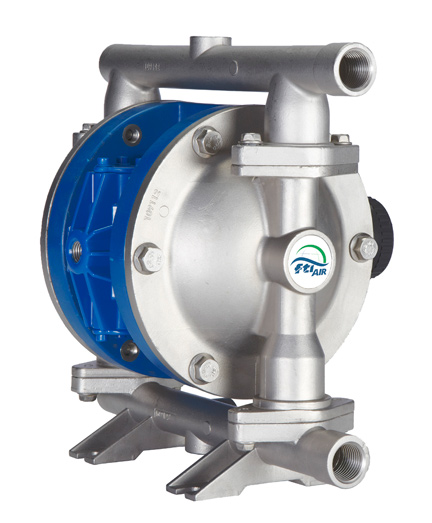 Finish Thompson FTI Air FT05S stainless steel pump.