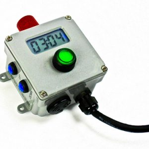 Gizmo Engineering T5 digital process timer alarm AC power