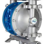 FTI Air FT10 sanitary air diaphragm pump in Stainless Steel