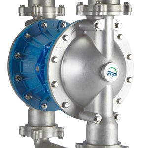 FTI Air FT15S stainless steel pumps