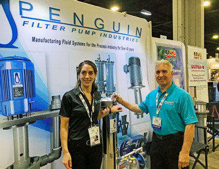 Sur-Fin Trade Show Reliable Equipment Sales