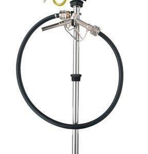 Flux drum pump kit flammable liiquids