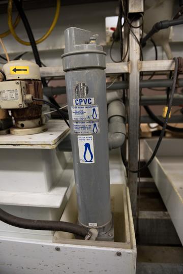 Penguin Filter Chamber made in usa immune to tariff